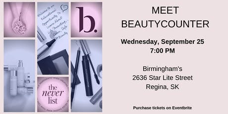 MEET BEAUTYCOUNTER tickets