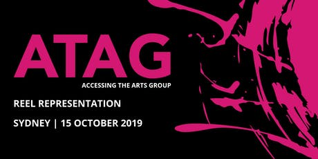 Reel Representation | ATAG Sydney 15 October tickets