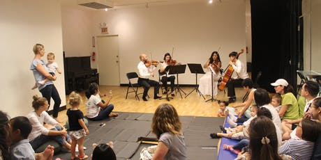 """Classic concert for kids """"Great Composers"""" tickets"""