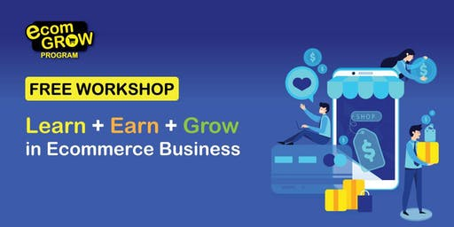 Reveal The Strategy in Building and Growing E commerce Business