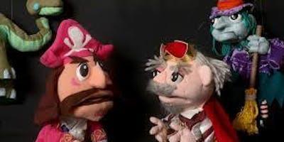 Puppet Show- HURSTVILLE AGE 5+