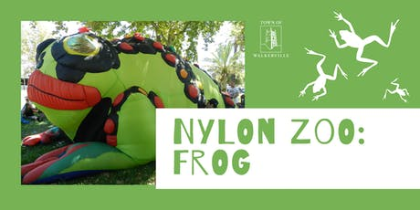 "Nylon Zoo ""Frog"" tickets"