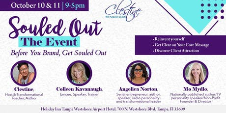 Souled Out - The Event tickets