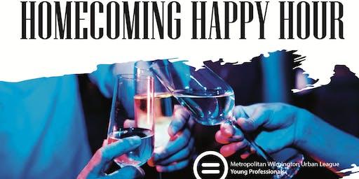 YP Week - Homecoming Happy Hour