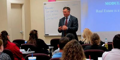 New Mexico Qualifying Broker Refresher Course (El Paso, Texas)