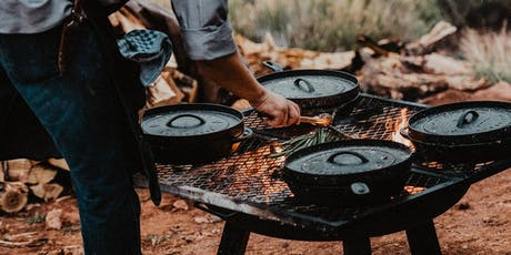 Farm to Fire Yurt Dinner tickets
