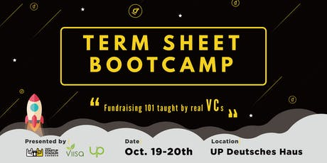 2019 Vietnam Term Sheet Bootcamp tickets