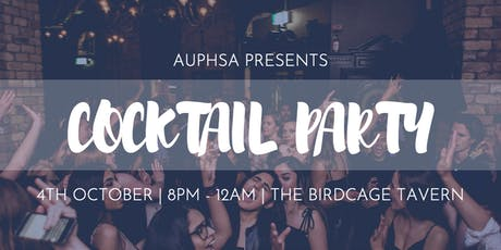 AUPHSA: COCKTAIL PARTY tickets