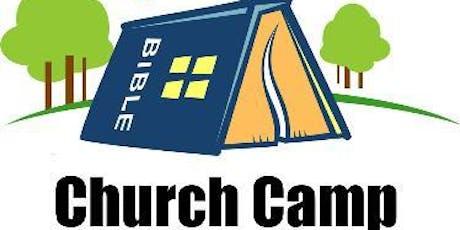 Orange Presbyterian Church Camp 25th - 27th October, 2019 tickets