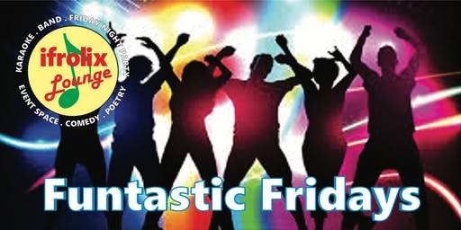 Funtastic Fridays, reggae club, afro beats, dancehall clubs, night clubs, pop music, hip hop, dance, Fort Lauderdale