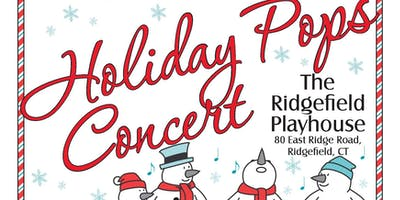 Ridgefield Chorale Holiday Pops Concert 2019