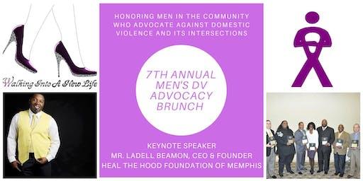 7th Annual Men's Domestic Violence Advocacy Brunch