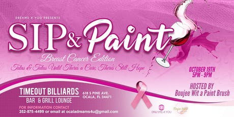 Tatas & Tutus Sip & Paint tickets