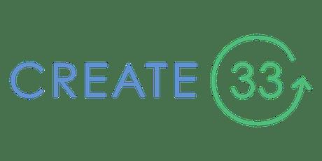 Create33: Member meet-and-greet tickets