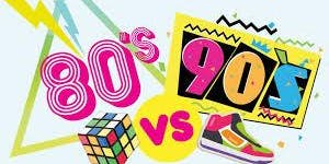 Throwback 80's VS. 90's Party