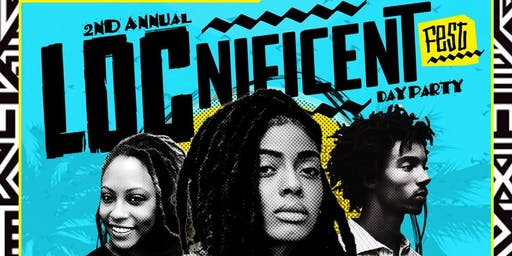 2nd Annual LOCnificent Fest & Day Party