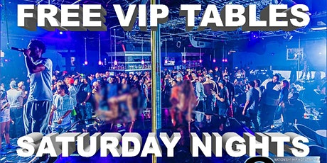 ONYX FREE VIP SATURDAY NIGHTS AND BOTTLE SPECIALS! tickets