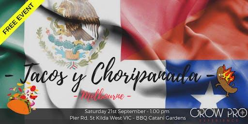 MELBOURNE | Tacos y Choripanada