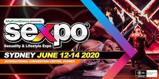 SEXPO Australia - Sydney 2020