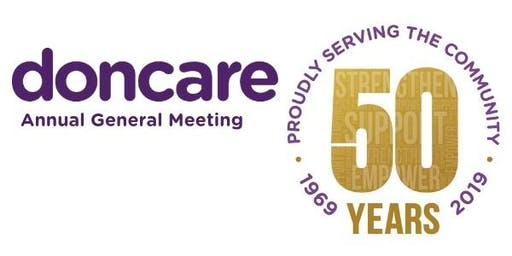 Doncare 50th Annual General Meeting