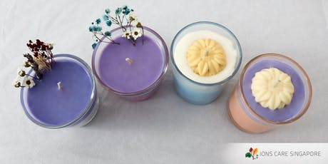 Be The Light, Shine Bright - Candle Making Workshop tickets