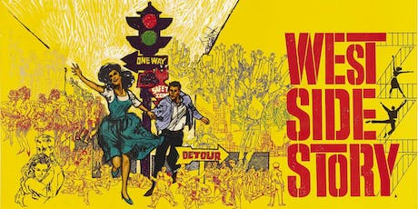 West Side Story at Popcorn Roulette tickets