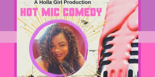 Hot Mic Comedy & Open Mic Vol. 4