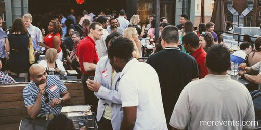 Professionals Rooftop Networking Happy Hour