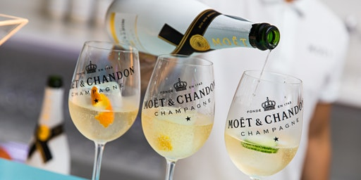 The Beach Club by Moët & Chandon Ice Impérial  – Event Centre