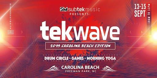 Tekwave: Carolina Beach 2019