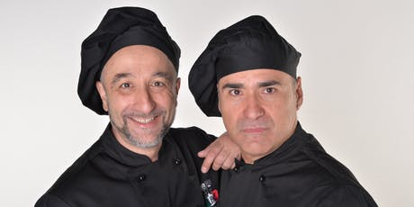 Cooking with The Italianos! tickets