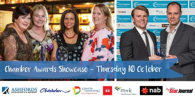Greater Dandenong Chamber Business Awards October Showcase