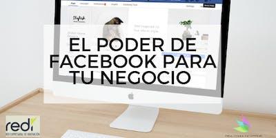 Descubre el poder de Facebook para tu negocio