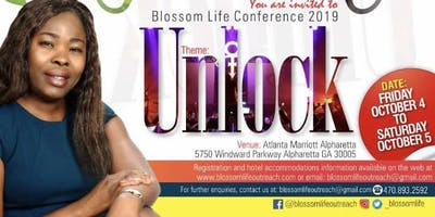 BLOSSOM LIFE CONFERENCE 2019