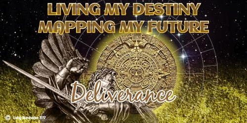 Deliverance Living My Destiny Mapping My Future - Melbourne!