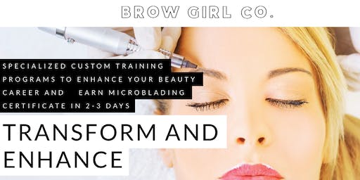 Microblading Workshop- Certification Course