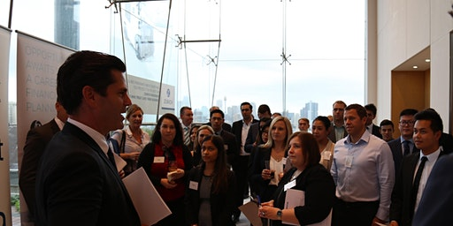 Striver  Speed Networking Sydney - Financial Planning
