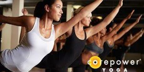 True Wellness Yoga w/ CorePower Yoga tickets
