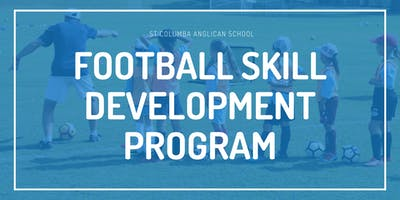 October School Holiday Football Development Program