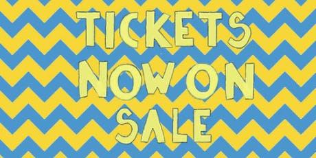 NICFEST // THE GINGER VINTAGE FASHION SHOW FUNDRAISER tickets