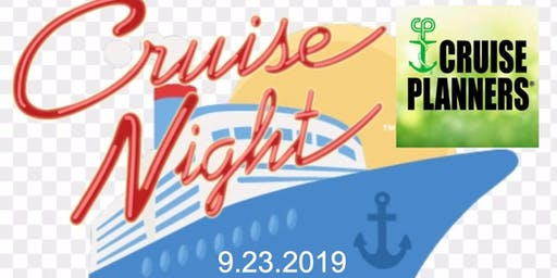 Cruise Planners Cruise Night Free Cruise Giveaway