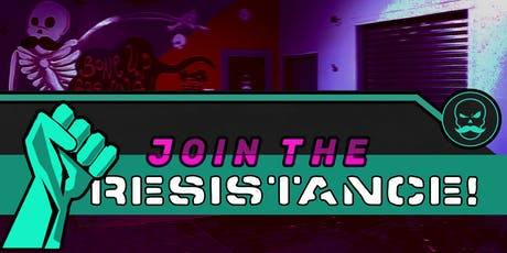 Join the Resistance: Immersive Cyberpunk Game tickets