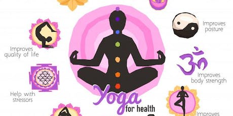 SAVY Hatha Yoga L I tickets