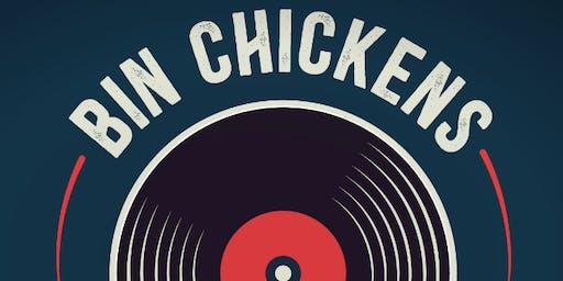 Bin Chickens Vinyl Fair Chicago