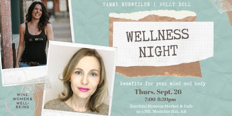 Wellness Night tickets