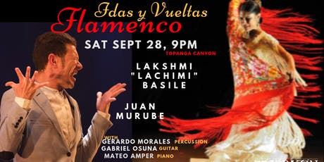 "Lakshmi ""La Chimi"" Flamenco 