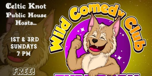 Wild Comedy Club 9/15