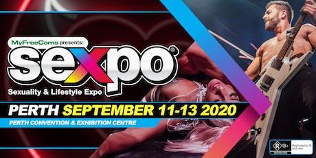 SEXPO Australia - Perth 2020 tickets