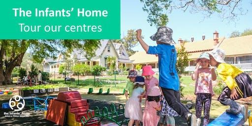 The Infants' Home Centre Tour