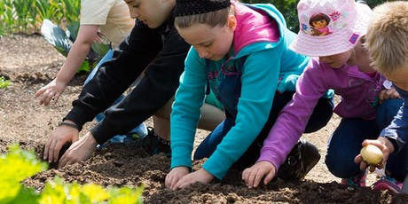 Healthy Gardeners - School Holiday Program - Sept/Oct 2019 tickets